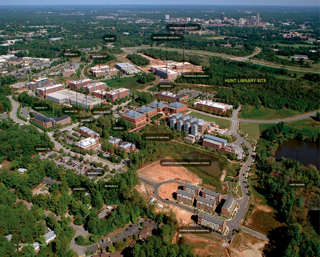 List of Synonyms and Antonyms of the Word: ncsu campus